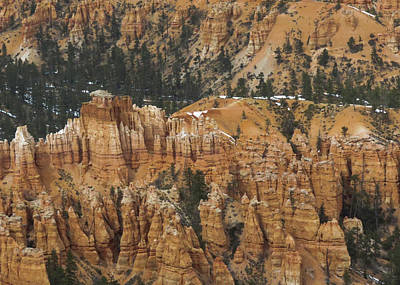 Photograph - Bryce Canyon Series #14 by Patti Deters