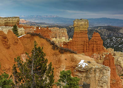 Photograph - Bryce Canyon Series #15 by Patti Deters