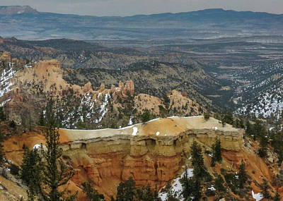 Photograph - Bryce Canyon Series #18 by Patti Deters