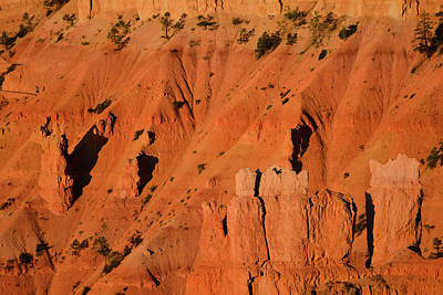 Print featuring the photograph Bryce Canyon Sunrise 2016b by Bruce Gourley
