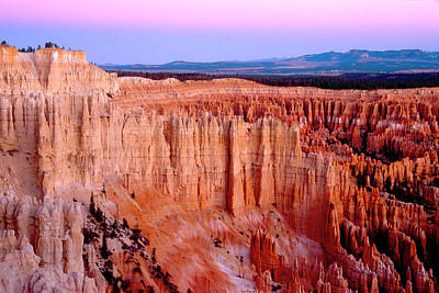 Photograph - Bryce Canyon Sunrise by Eric Foltz