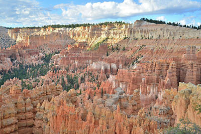Photograph - Bryce Canyon Sunrise II by Ray Mathis