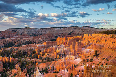 Photograph - Bryce Canyon Sunrise by JR Photography