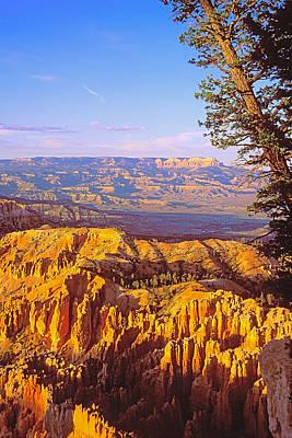 Bryce Canyon Sunset Original by Alan Lenk