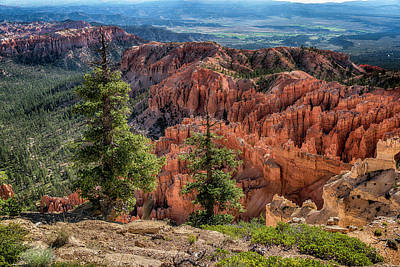 Photograph - Bryce Canyon Utah Landscape 7r2_dsc1215_08112017  by Greg Kluempers