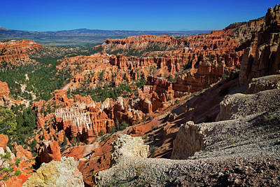 Photograph - Bryce Canyon Xiii by Ricky Barnard