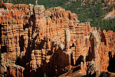 Photograph - Bryce Canyon Xiv by Ricky Barnard