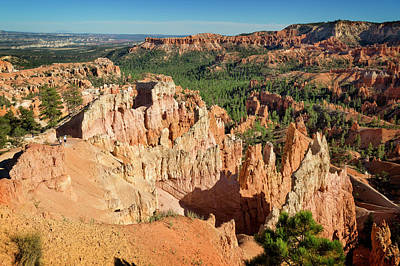 Photograph - Bryce Canyon Xix by Ricky Barnard