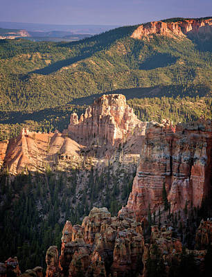 Photograph - Bryce Canyon Xxii by Ricky Barnard