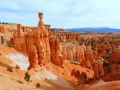 Photograph - Bryce Hoodoos by Charlotte Schafer