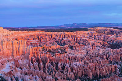 Photograph - Bryce Morning by Jonathan Nguyen