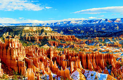 Photograph - Bryce Overlook by Frank Houck