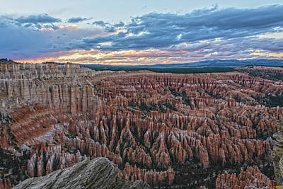 Photograph - Bryce Point Grandeur by Angelo Marcialis