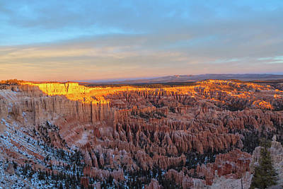 Photograph - Bryce Sunrise  by Jonathan Nguyen