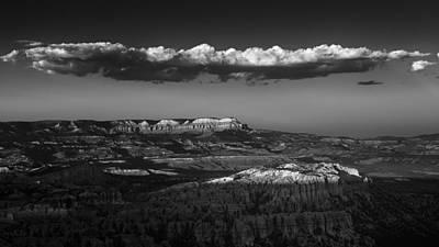 Colorado Plateau Photograph - Bryce Sunset by Joseph Smith