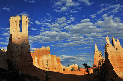 Photograph - Bryce Time by Skip Hunt