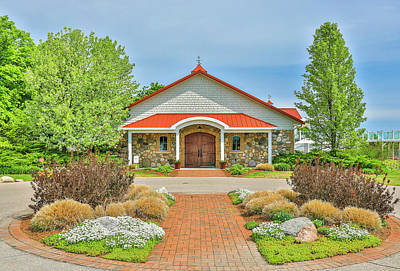 Photograph - Brys Estate Vineyard And Winery by Dan Sproul