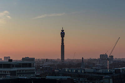 Photograph - Bt Tower by Stewart Marsden
