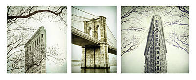 Photograph - Iconic New York by Jessica Jenney