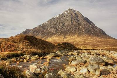 Photograph - Buachaille Etive Mor II by Colette Panaioti