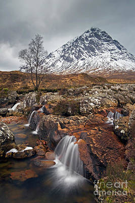 Photograph - Buachaille Etive Mor, Scotland by Arterra Picture Library
