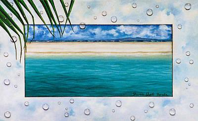 Painting - Bubble Bath by Sharon Ebert