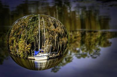 Photograph - Bubble  Of Fun by Leticia Latocki