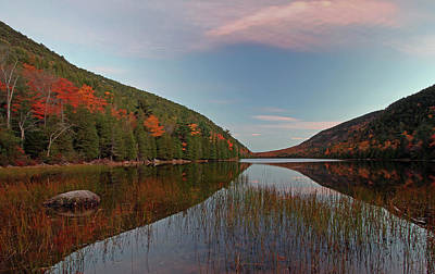 Photograph - Bubble Pond At Autumn Glory by Juergen Roth