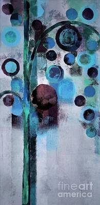 Painting - Bubble Tree - 055058167-86b7a by Variance Collections