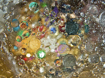 Photograph - Bubbles 3 by Guillermo Rodriguez