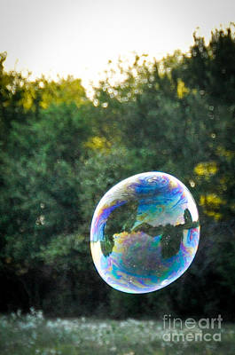 Photograph - Bubbles In The Sky by Cheryl McClure