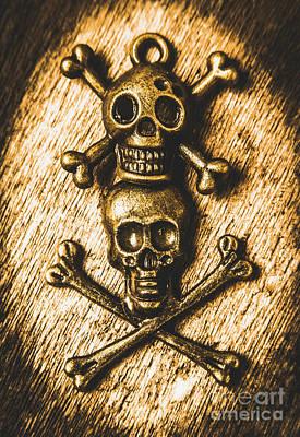 Pirates Photograph - Buccaneer Bones by Jorgo Photography - Wall Art Gallery