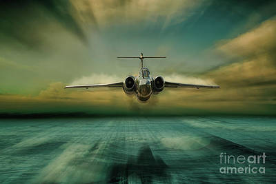 Buccaneer Rush Art Print by J Biggadike