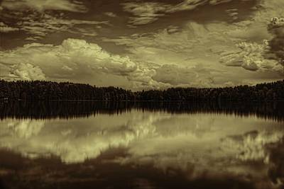 Photograph - Buck Lake In The Old Days by Dale Kauzlaric