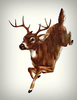 Mixed Media - Buck On The Run by Movie Poster Prints