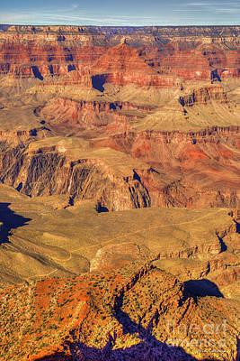 Photograph - Bucket List 3 Grand Canyon National Park Arizona Art by Reid Callaway