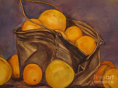Bucket Of Goodness Original by Roberta Voss