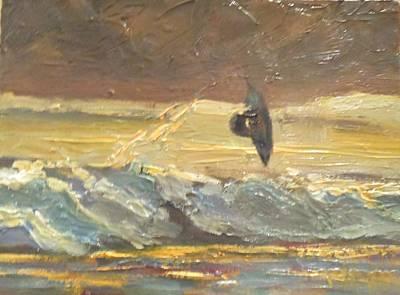 Painting - Buckin Bronco by Kathleen Strukoff