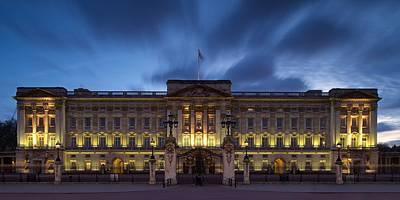 Buckingham Palace Digital Art - Buckingham Palace by Stephen Taylor