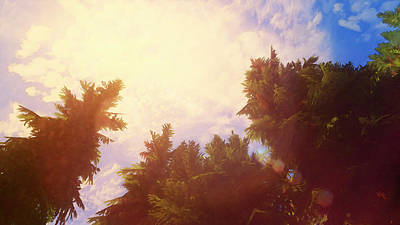 Painting - Bucolic Paradise - 21 by Andrea Mazzocchetti