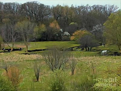 Photograph - Bucolic Wisconsin by Jodie Marie Anne Richardson Traugott          aka jm-ART
