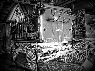 Photograph - Bud Wagon by Adam Vance