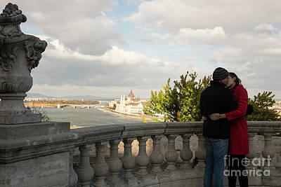 Photograph - Budapest II Romance by Yuri Santin