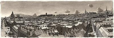 Budapest Panorama Original