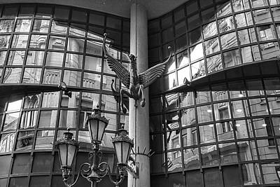 Photograph - Budapest Reflections by Sharon Popek