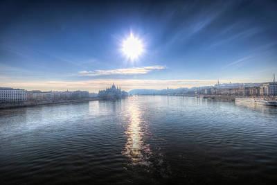 Photograph - Budapest Summer Morning by David Pyatt