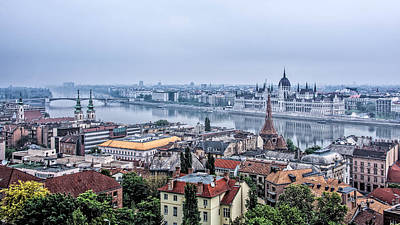 Photograph - Budapest The Hidden Treasure Chest by Kevin McClish