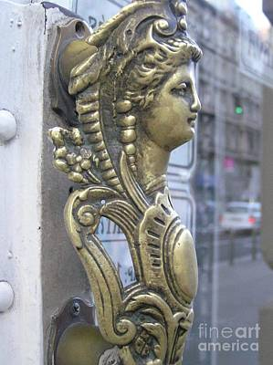 Budapestlady Art Print