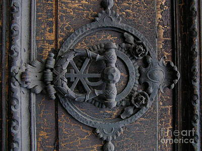 Photograph - Budapestdoor by Mary Kobet