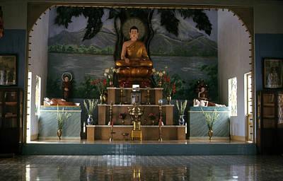 Photograph - Buddhist Shrine #1 by Robert Holden